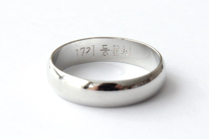 Compact Sized Ring Engraver MAGIC-1S product exemple