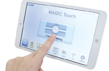 초소형 반지 전용 각인기 MAGIC-1S