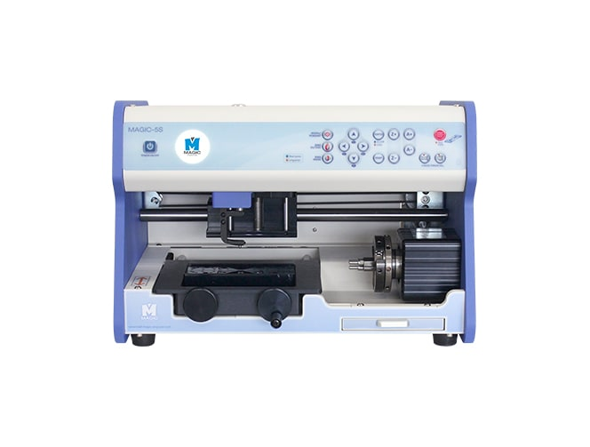 Pendants + Ring Engraving Machine MAGIC-5S