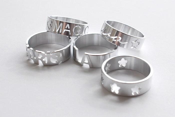 Ring Cutting SAMPLE