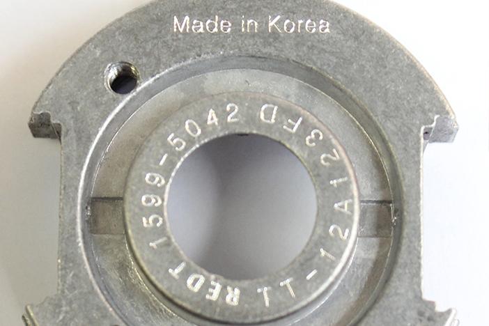 초소형 명판 마킹기 IMP-20
