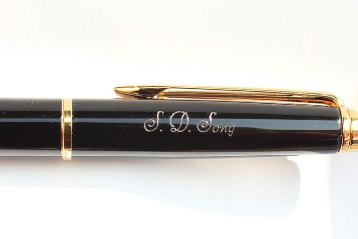 Pen Marking SAMPLE