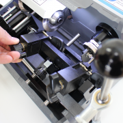 Cylinder key cutter MIRACLE-M601
