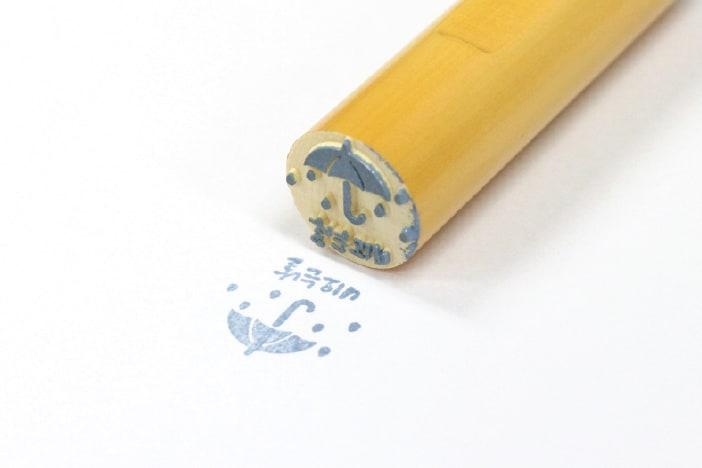 인장+고무인(보급형 인장 조각기) TURBO-7