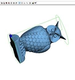 3D Cutting 01. Prepare 3D model file