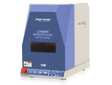 레이저를 이용한 티타늄 조각 솔루션 INGRASER-L100T